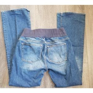 GAP Jeans - GAP Maternity Sexy Bootcut Jeans